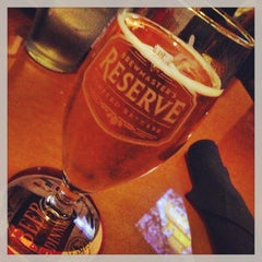 Photo taken at BJ's Restaurant and Brewhouse by Jeramie H. on 5/25/2013