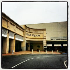 Photo taken at Lenox Square by Melek R. on 2/22/2013