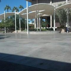 Photo taken at Memorial Union by Bridgette H. on 10/24/2012