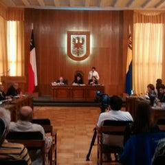 Photo taken at Ilustre Municipalidad de Concepción by Ricardo T. on 4/16/2015