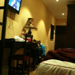 Photo taken at Hotel & SPA María Manuela **** by Nadia P. on 11/27/2012