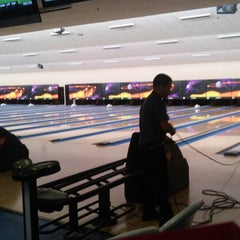 Photo taken at Fantasy Lanes Bowling Center by Shawn L. on 10/15/2014