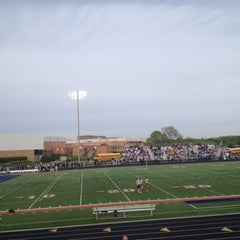 Photo taken at Naperville North High School by Clyde B. on 5/13/2013