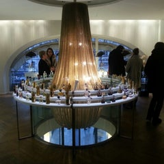 Photo taken at Guerlain by Daria Z. on 1/19/2013