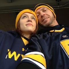 Photo taken at Walnut PRT Station by Neale H. on 10/20/2012