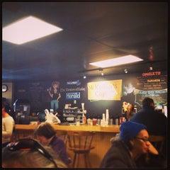 Photo taken at McKenna's Cafe by Kait S. on 2/15/2013