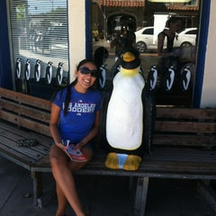 Photo taken at Penguin Cafe by Selina R. on 9/22/2013