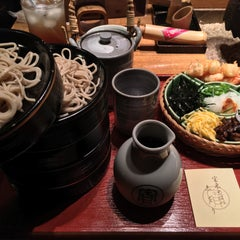 Photo taken at 本家 尾張屋 本店 (Honke Owariya) by Maurice on 11/22/2015