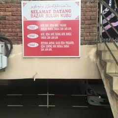 Photo taken at Bazaar Buluh Kubu by Lorena R. on 1/25/2016