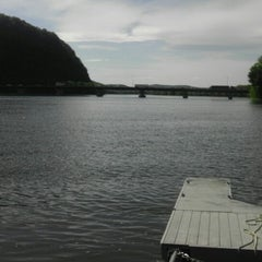 Photo taken at Shikellamy State Park Marina by Greg K. on 5/17/2013