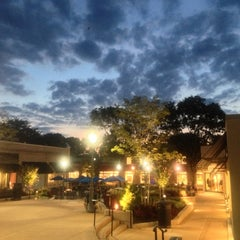 Photo taken at Suburban Square by Kevin on 8/17/2013