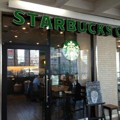 Photo taken at Starbucks Coffee 東京急行大井町駅店 by Papa P. on 1/11/2013