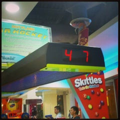 Photo taken at Timezone by Gyra Vanessa L. on 1/12/2013