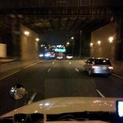 Photo taken at Cross Bronx Expressway (I-95) by Glynn S. on 10/24/2012