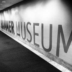 Photo taken at Hammer Museum by Jonathan L. on 1/6/2013