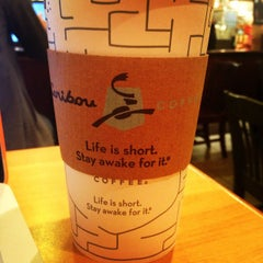 Photo taken at Caribou Coffee by Jeremy D. on 9/24/2014