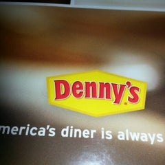 Photo taken at Denny's by Paul R. on 1/13/2013