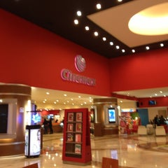 Photo taken at Cinemex by Marcos K. on 11/29/2012