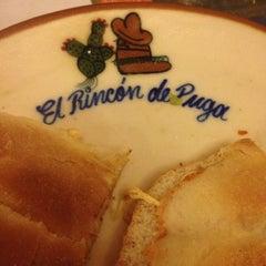 Photo taken at Rincón Del Puga by Foforita F. on 12/18/2012