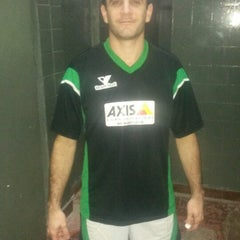 Photo taken at Club Atlético San Miguel (CASM) by Hugo M. on 7/16/2014