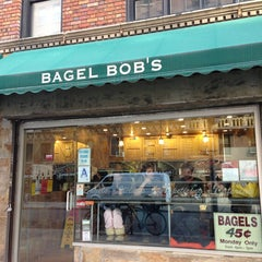 Photo taken at Bagel Bob's by AlexT4 on 2/6/2013