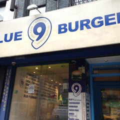 Photo taken at Blue 9 Burger by AlexT4 on 2/5/2013