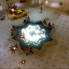 Photo taken at Courtyard Miami Aventura Mall by Moses F. on 2/24/2014