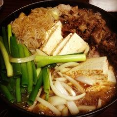 Photo taken at 肉のますゐ by Eiji S. on 7/14/2013