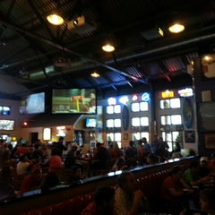 Photo taken at Dog House Grill by Sean M. on 10/20/2012