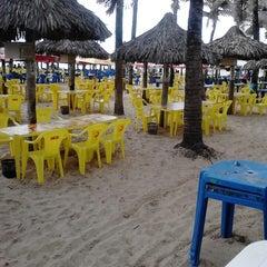 Photo taken at Barraca Vira Verão by Paula E. on 6/9/2013