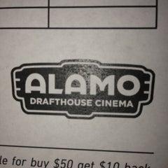 Photo taken at Alamo Drafthouse Mason by S P. on 12/9/2012