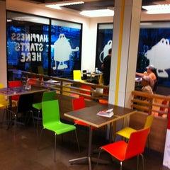Photo taken at McDonald's by Виталий К. on 4/16/2014