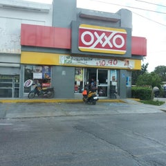 Photo taken at Oxxo by Ari L. on 10/20/2012