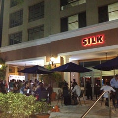 Photo taken at Silk by Deborah J. on 10/20/2013