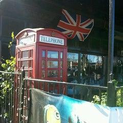 Photo taken at White Harte Pub by Geoff S. on 12/8/2012