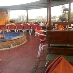 Photo taken at Nauratan Roof Top (Maisonette) by waqas K. on 4/22/2013