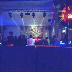 Photo taken at Xs club by Ivan M. on 11/30/2012