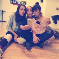 Photo taken at Crystals Dance Academy by Ayse U. on 10/30/2014