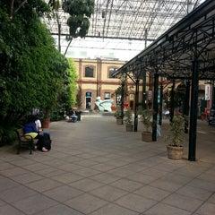 Photo taken at Plaza Loreto by Felipe R. on 3/11/2013