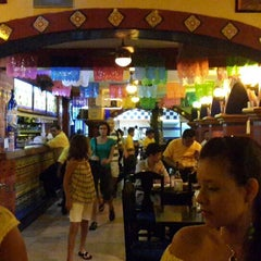 Photo taken at La Parrilla Cancun by Wei L. on 7/5/2013