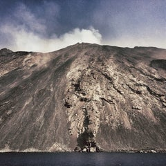 Photo taken at Ginostra by Francesco C. on 8/21/2014