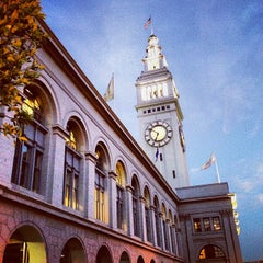 Photo taken at Ferry Building by Kyle M. on 10/17/2013