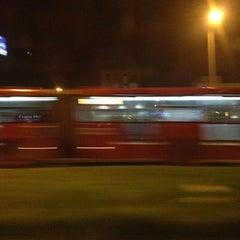 Photo taken at TransMilenio: Pepe Sierra by Robinson G. on 12/19/2012