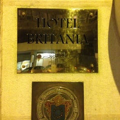 Photo taken at Hotel Britania by Yulia S. on 9/20/2013