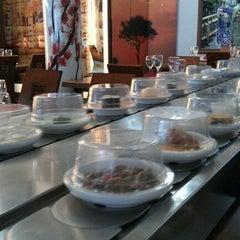 Photo taken at Restaurante Japonés Sakura VII by Hugo r. on 11/12/2012