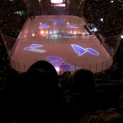 Photo taken at Scottrade Center by Scott T. on 1/28/2013