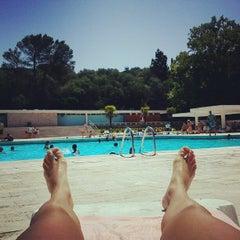 Photo taken at Lisboa Camping by Carla O. on 7/6/2013