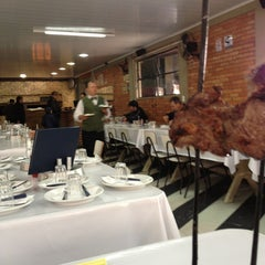 Photo taken at Churrascaria Expedicionario do Cogo by Gustavo R. on 7/23/2013