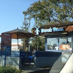 Photo taken at Dutch Bros. Coffee by Rebekah O. on 10/17/2012