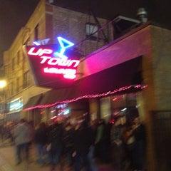 Photo taken at Uptown Lounge by DJ Boogieman on 12/2/2012